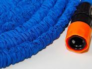 Wunderschlauch 21m blau inkl. 2 x EU-Adapter
